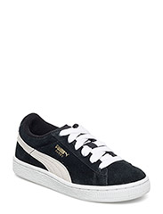 Suede PS - PUMA BLACK-PUMA WHITE