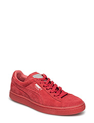 SUEDE CLASSIC MONO REF ICED - RED