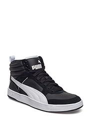 Puma Rebound Street v2 - PUMA BLACK-PUMA WHITE