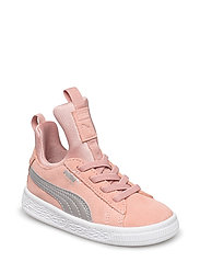 Suede Fierce AC Inf - PEACH BEIGE-METALLIC BEIGE