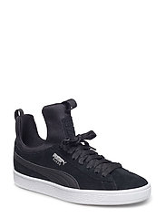 Suede Fierce Wn's - PUMA BLACK-PUMA BLACK