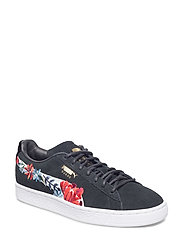 Suede Hyper Embelished Wn's - PUMA BLACK-PUMA WHITE