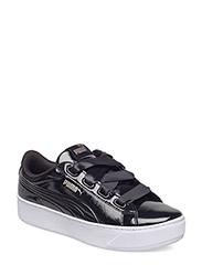 puma vikky platform ribbon p sneaker