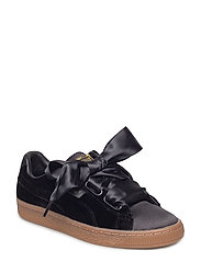 Basket Heart VS Wns - PUMA BLACK - GUM