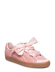Basket Heart VS Wns - SILVER PINK - GUM