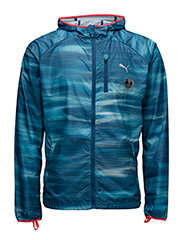 LastLap Graphic Jacket - TRUE BLUE-MULTI COLOUREDAOP