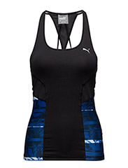 ALL EYES ON ME Tank Top - PUMA BLACK-TRUE BLUE-NO COLOR-