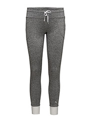 Explosive Heather 7/8 Tight - MEDIUM GRAY HEATHER