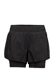 "Core-Run 2n1 3"" Shorts W - PUMA BLACK"