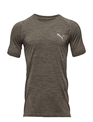 evoKNIT Best Tee - OLIVE NIGHT-QUIET SHADE