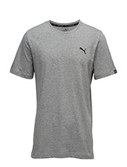 ESS Tee - MEDIUM GRAY HEATHER