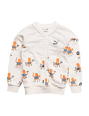 Puma x Tinycottons - Classic Jacket - WHISPER WHITE