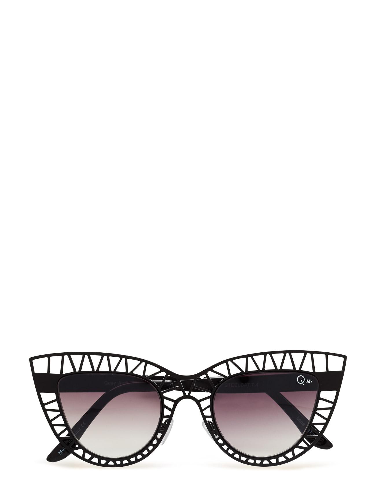 Steelcat QUAY AUSTRALIA Solbriller til Kvinder i Sort