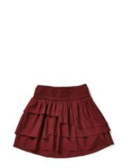 Allover printed skirt - dessin C