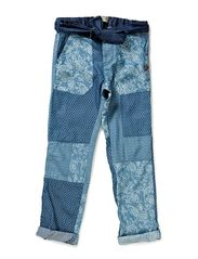 Patchworked Beach Pant - C-dessin C