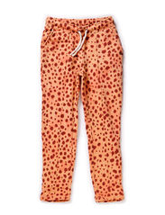 Sweat pants with animal prints - dessin A