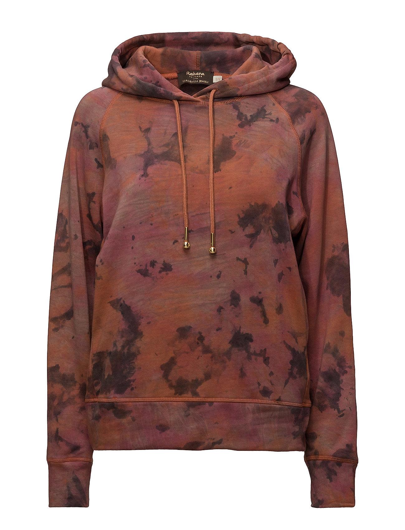 Rabens Saloner Redcross tiedye hoodie