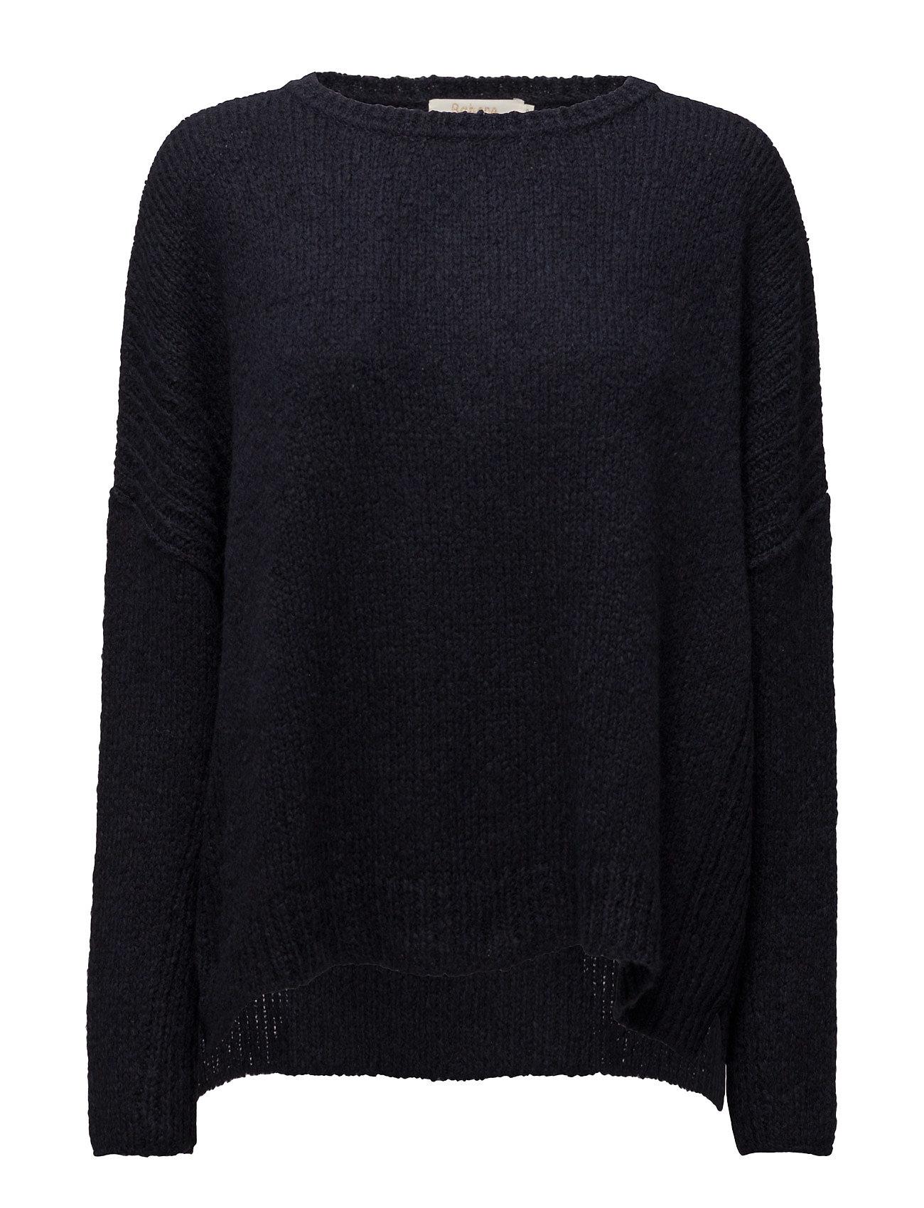 rabens saloner – Linked boxy sweater fra boozt.com dk