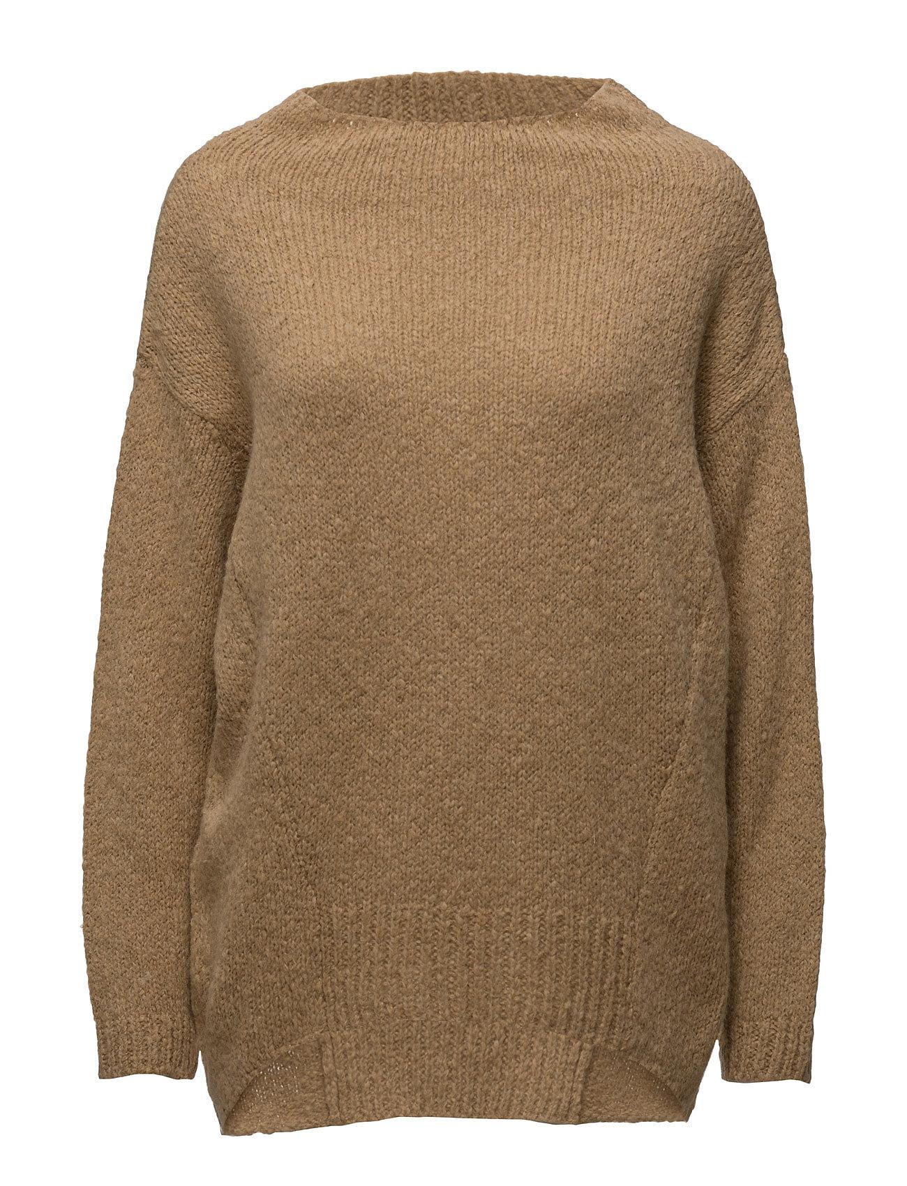 Linked Cowl Neck Sweater Rabens Saloner Tröjor
