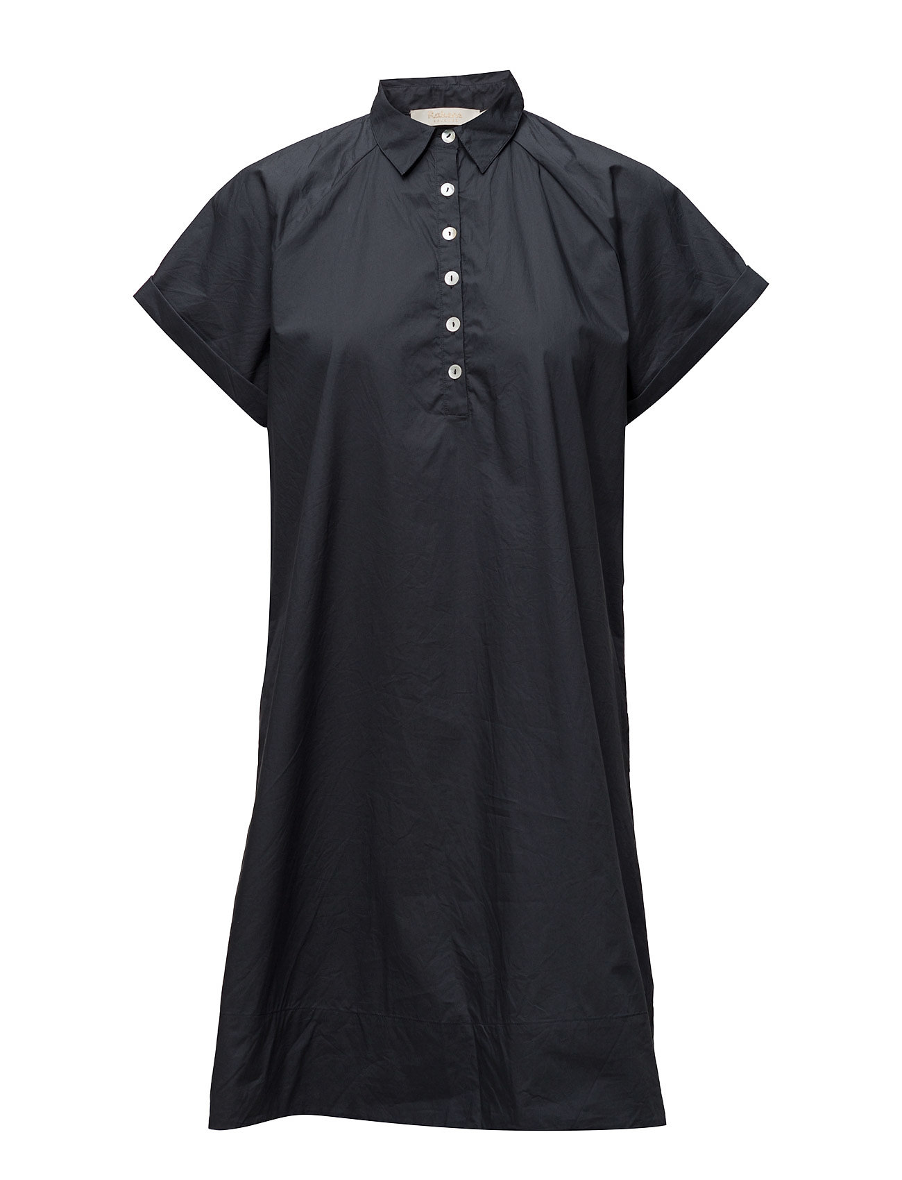rabens saloner – Messy cotton dress på boozt.com dk
