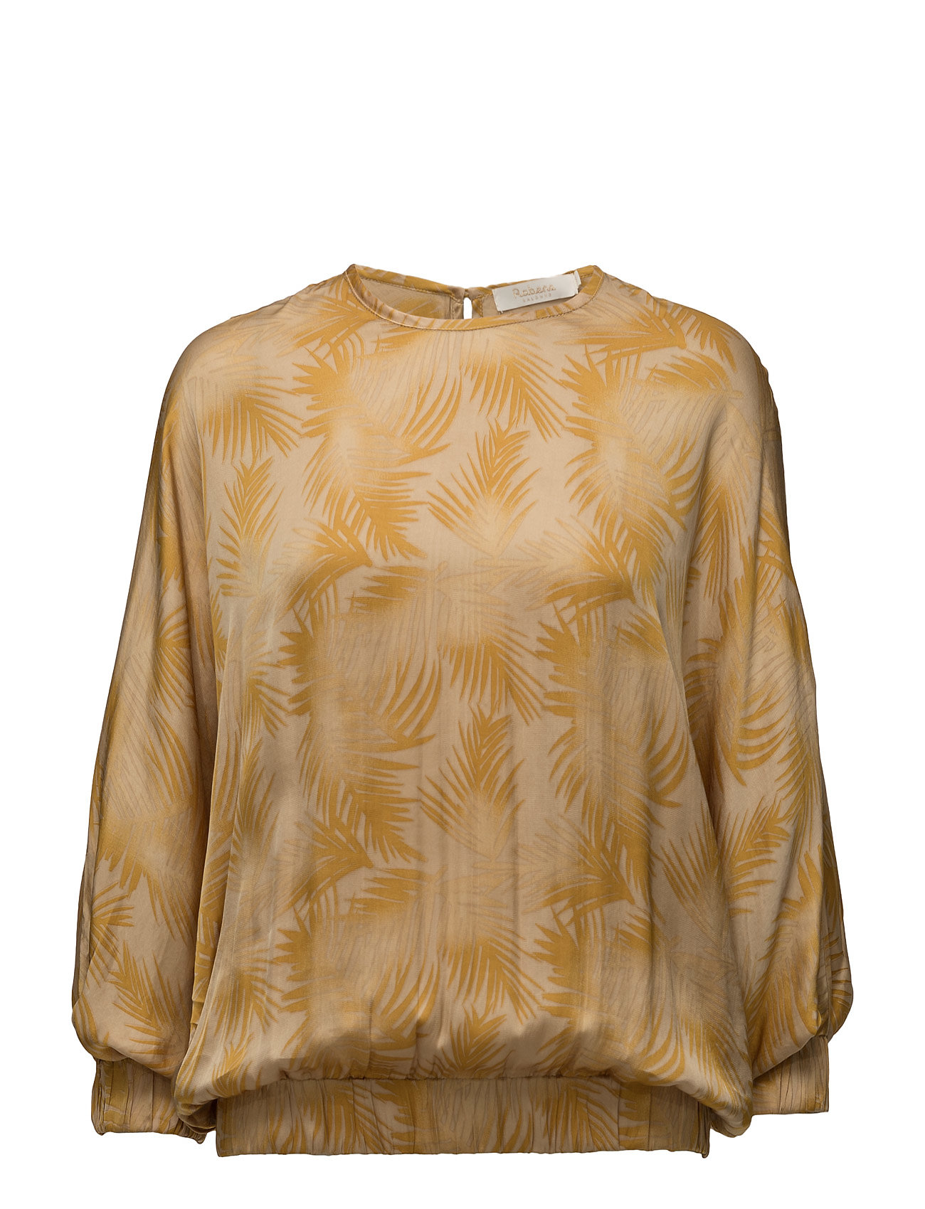 rabens saloner Palm blouse fra boozt.com dk
