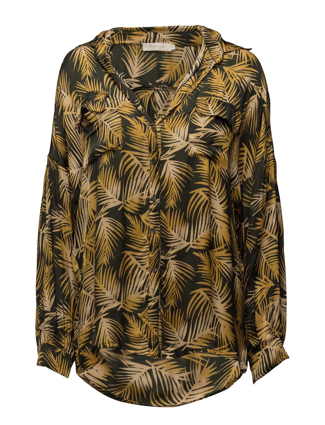 rabens saloner – Palm shirt på boozt.com dk