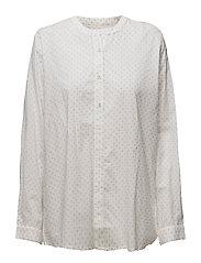 Dotty shirt - WHITE