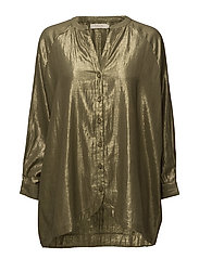 Golden long sleeve shirt - MILITARY GREEN