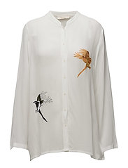 Magpie shirt - OFF WHITE
