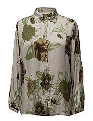 Rabens Saloner - Megaflower Shirt