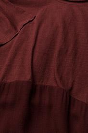... Jersey solid long dress