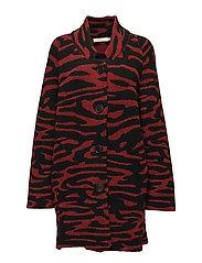 Rabens Saloner - Cushioned Knit Jacket