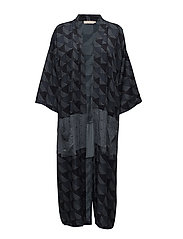 Mussel kimono - DRESS BLUES