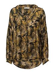 Palm shirt - OLIVE