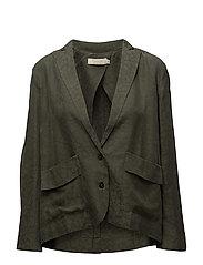 Rabens Saloner - Animal Jacquard Jacket