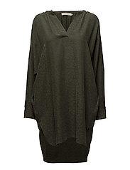 Rabens Saloner - Animal Jacquard Dress