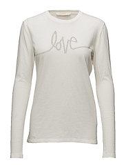 Rabens Saloner - Love L/S T-Shirt