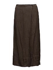 Rabens Saloner - Houndstooth Skirt