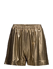 Golden ray shorts - GOLD