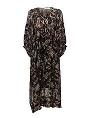 Rabens Saloner - Varied Pleat Dress