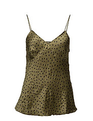 Dot camisole - ARMY