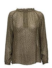 Dot blouse - ARMY