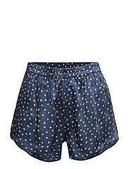 Dot shorts - NAVY