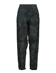 Cosmos pant - FADED BLACK