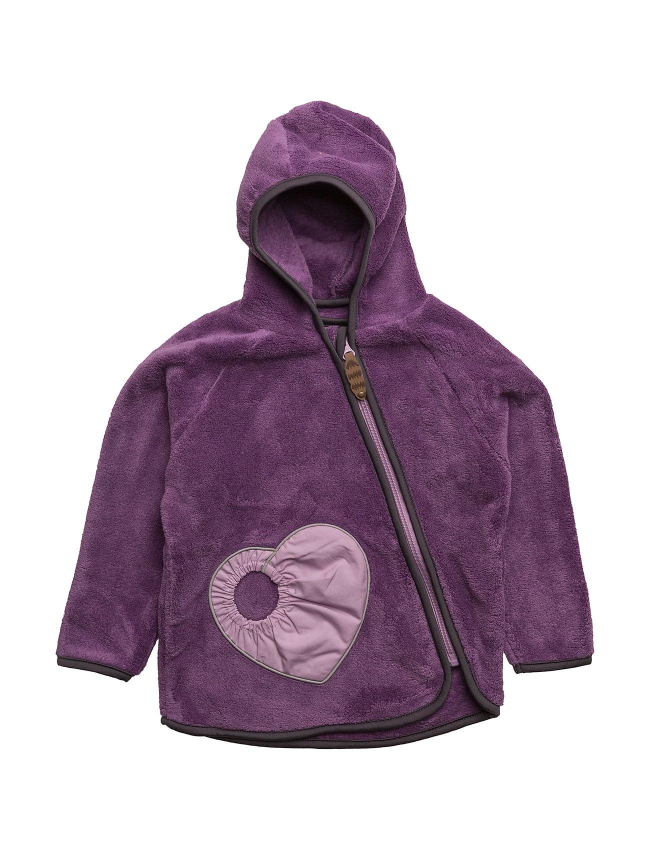 Helene teddy fleece jacket fra racoon outdoor på boozt.com dk