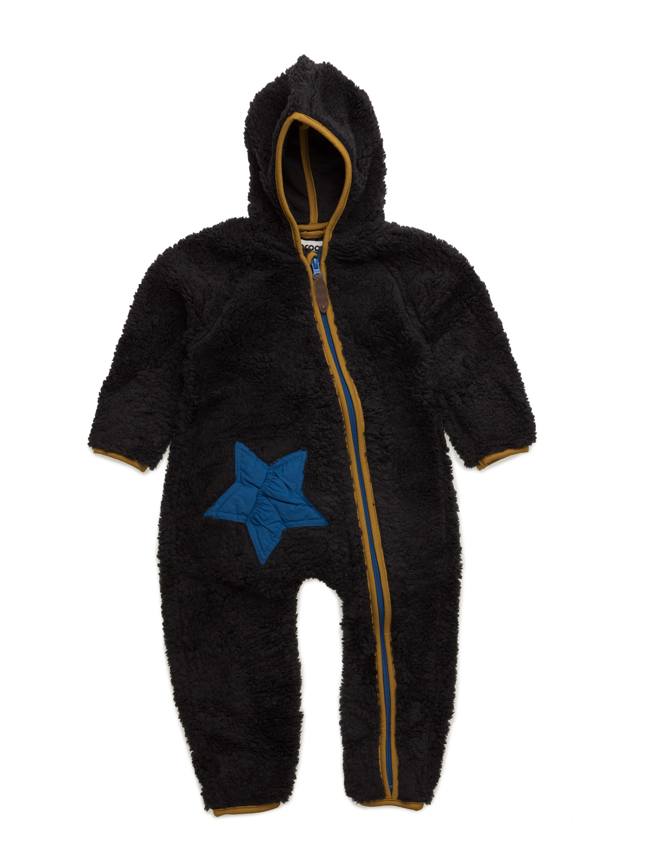 Vik Baby Teddy Racoon Outdoor Fleece til Børn i
