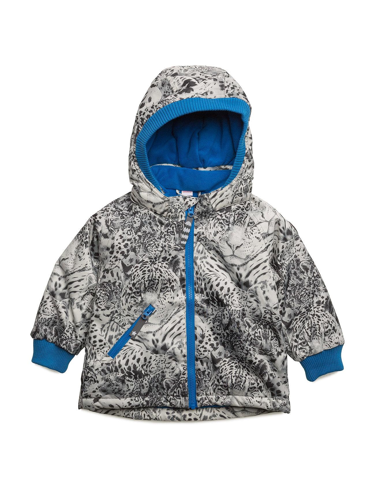 racoon outdoor Leo leopard jacket på boozt.com dk