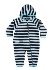Racoon Fleece baby boy suit