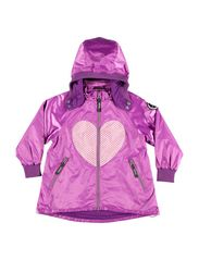 Racoon Outdoor girl jacket