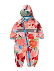 FEODORA SOFTSHELL BABY SUIT - Crystal rose